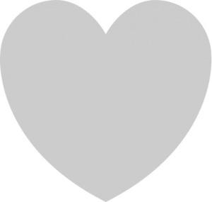 The heart shape that is part of the symbol from the Loving Day logo